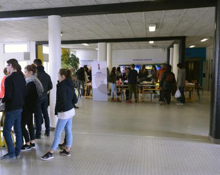 Accueil Université Rennes 2