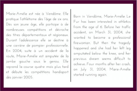 Marie-Amelie Le Fur